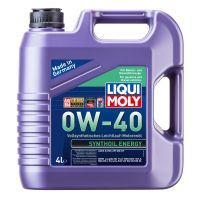 Моторное масло LIQUI MOLY Synthoil Energy 0W-40, 4л