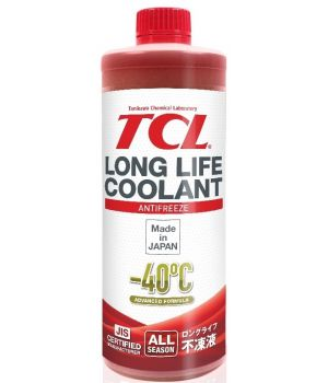 Антифриз TCL Long Life Coolant RED -40°C, 1л