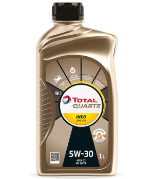 Моторное масло Total QUARTZ INEO LONG LIFE 5W-30, 1л