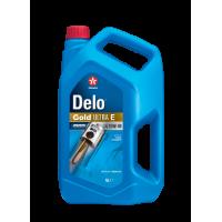 Моторное масло Texaco DELO Gold Ultra E 15W-40, 5л