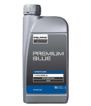 Моторное масло Polaris Premium Blue, 1л
