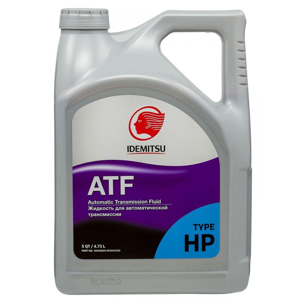 Трансмиссионное масло IDEMITSU ATF TYPE-HP, 4,73л