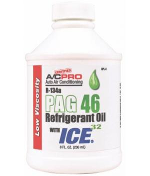 Масло для кондиционера IDQ PAG 46 с присадкой ICE32, 236мл
