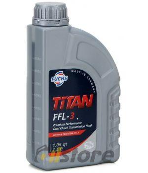 Трансмиссионное масло FUCHS Titan FFL-3, 1л