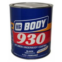 Антикор покрытие BODY 930, 2.5кг /Черный/