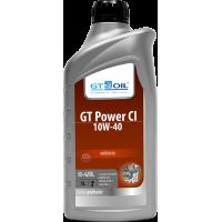 Моторное масло GT OIL GT Power CI SAE 10W-40, 1л