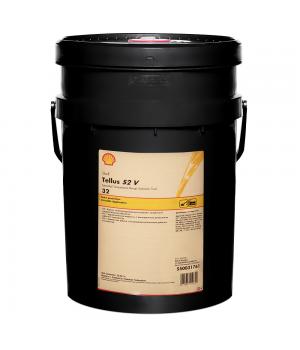 Гидравлическое масло Shell Tellus S2 V 32, 20л