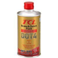 Тормозная жидкость TCL DOT 4, 0.355л