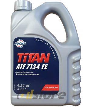 Трансмиссионное масло FUCHS Titan ATF 7134 FE, 4л