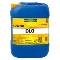 Моторное масло RAVENOL DLO 10W-40, 10л
