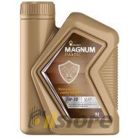 Моторное масло Rosneft Magnum Maxtec 5W-30  (РНПК), 1л