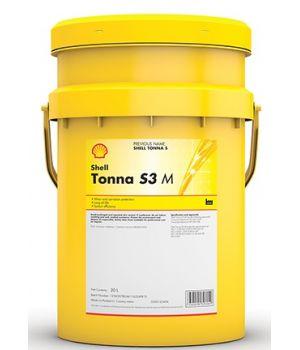 Индустриальное масло Shell Tonna S3 M 68, 20л