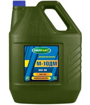 Моторное масло OILRIGHT М-10ДМ, 10л