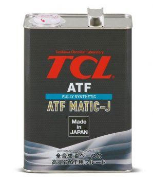 Трансмиссионное масло TCL ATF MATIC J, 4л
