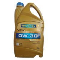 Моторное масло RAVENOL VSW 0W-30, 5л