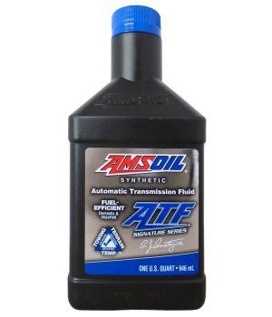 Трансмиссионное масло AMSOIL Signature Series Fuel-Efficient Synthetic Automatic Transmission Fluid (ATF) (0,946л)