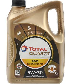 Моторное масло Total QUARTZ 9000 ENERGY HKS G-310 5W-30, 5л