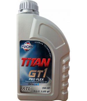 Моторное масло FUCHS Titan GT1 Pro Flex 5W-30, 1 л.