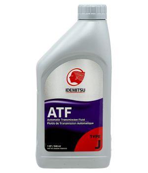 Трансмисионное масло IDEMITSU ATF Type-J, 0,946л