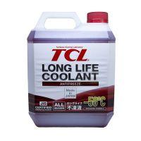 Антифриз TCL Long Life Coolant RED -50°C, 4л