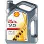 Моторное масло Shell Helix Taxi 5W-40, 4л