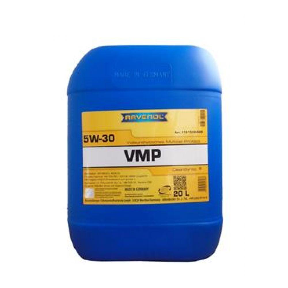 Моторное масло RAVENOL VMP SAE 5W-30 (20л)