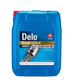 Моторное масло Texaco DELO Gold Ultra E 15W-40, 20л