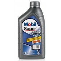 Моторное масло Mobil Super 2000 X3 5W-40, 1л