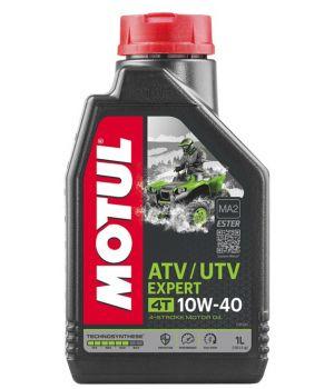 Моторное масло MOTUL ATV-UTV Expert 10W-40, 1л