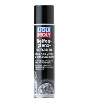 Пена для ухода за покрышками LIQUI MOLY Reifen-Glanz-Schaum, 0,3л