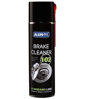 Очиститель тормозных дисков AIMOL Brake Cleaner 500мл (аэрозоль)