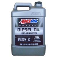 Моторное масло AMSOIL Heavy-Duty Synthetic Diesel Oil 10W-30, 3.78л