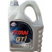 Моторное масло FUCHS Titan GT1 Pro Flex 5W-30, 4л
