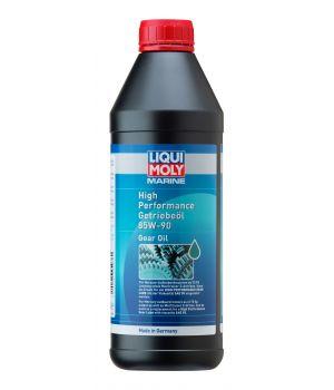 Трансмиссионное масло LIQUI MOLY Marine High Performance Gear Oil 85W-90, 1л