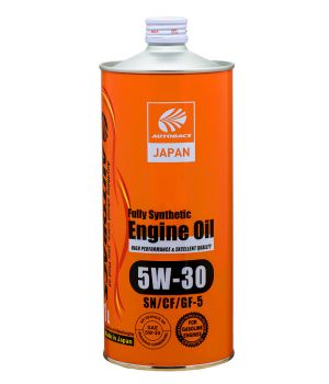 Масло моторное AUTOBACS ENGINE OIL SYNTHETIC 5W-30, 1л