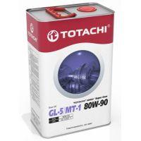 Трансмиссионное масло TOTACHI NIRO Super Gear 80W-90, 4л