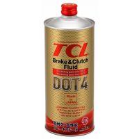Тормозная жидкость TCL DOT 4, 1л