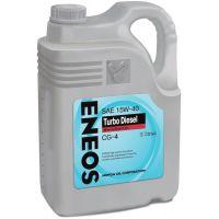 Моторное масло ENEOS Turbo Diesel 15W-40, 6л
