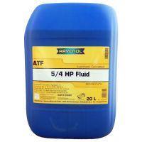 Трансмиссионное масло RAVENOL ATF 5/4 HP (20л) new