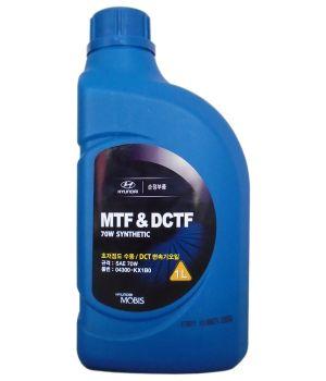 Трансмиссионное масло Hyundai/Kia MTF & DCTF 70W, 1л