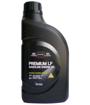 Моторное масло Hyundai/Kia Premium LF Gasoline 5W-20 SM/GF-4, 1л