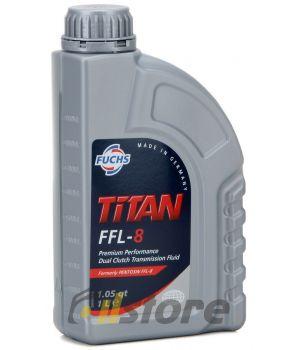 Трансмиссионное масло FUCHS Titan FFL-8, 1л