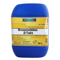 Масло для 2-Такт снегоходов RAVENOL Snowmobiles Teilsynth. 2-Takt (10л) new