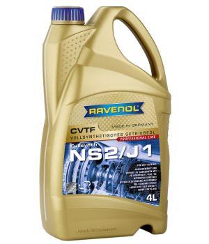 Трансмиссионное масло RAVENOL CVTF NS2/J1 Fluid (4л) new