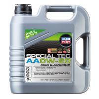 Моторное масло LIQUI MOLY НС Special Tec AA 0W-20, 4л