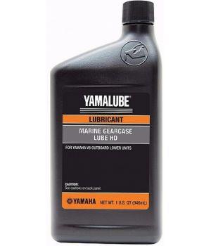 Трансмиссионное масло Yamaha YAMALUBE Marine Gearcase Lube HD, 0.946л