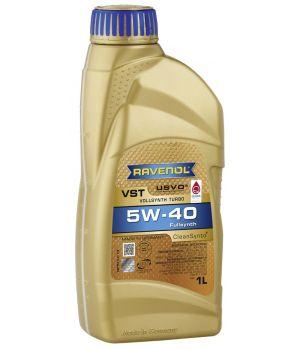 Моторное масло RAVENOL VST SAE 5W-40, 1л