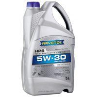 Моторное масло RAVENOL HPS SAE 5W-30 ( 5л) new