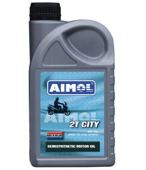 Моторное масло AIMOL 2T City, 1л