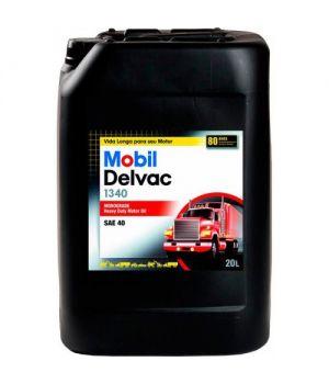 Моторное масло Mobil Delvac 1340 SAE 40, 20л